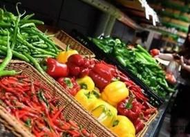 山东:降温托高蔬菜价格