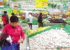 潍坊:大蒜价格降得有点猛