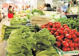 山东:蔬菜价格结束连涨态势