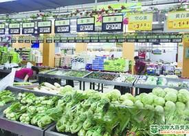"""厦门:蔬菜重新回归""""亲民价"""""""