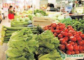 上海:秋菜上市量大价低