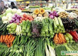 武汉:菜价跌声一片