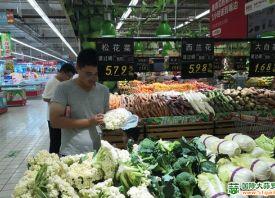 枣庄:部分蔬菜价格每斤上涨2元