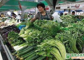 扬州:蔬菜或有小幅上扬 ()