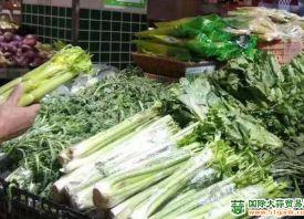 苏州南环桥市场:绿叶菜降幅较大