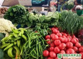 日照:蔬菜价格稳中有涨