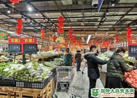 郑州市:应急蔬菜投放  保稳物价