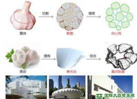 金乡:大蒜博物馆正在建设 ()
