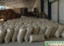 上半年金乡大蒜出口涨幅较大 ()