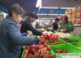 上海:平价菜专柜点位增多