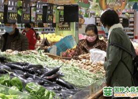 """牡丹江:外地菜上量 """"菜篮子""""重了"""