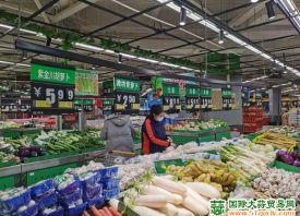 潍坊:菜价小幅上涨