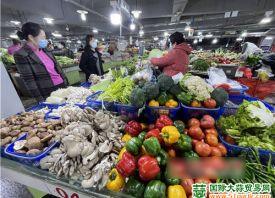 南京:1月份菜价涨幅明显 ()