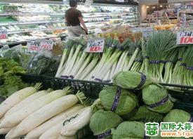陕西省蔬菜价格涨跌互现 ()