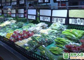 涿州:应季蔬菜上市 价格亲民