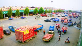 杞县晟大物流园